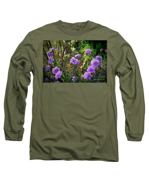 Lilac Carved Jellytot Long Sleeve T-Shirt