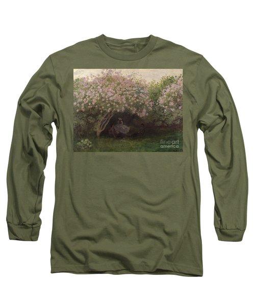 Lilacs Long Sleeve T-Shirt