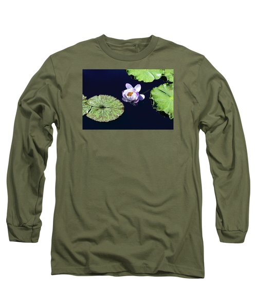 Lily Love II Long Sleeve T-Shirt by Suzanne Gaff
