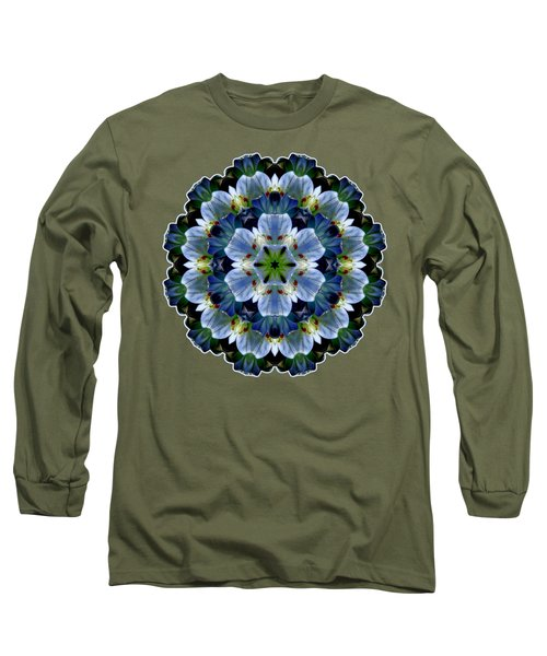 Lily Medallion Long Sleeve T-Shirt