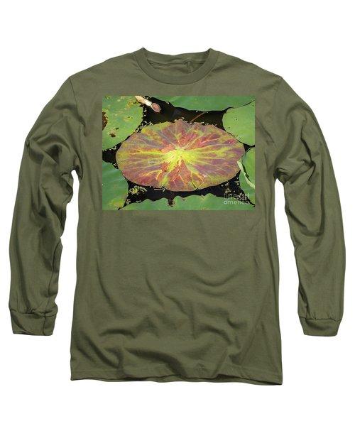 Lily Pad Long Sleeve T-Shirt
