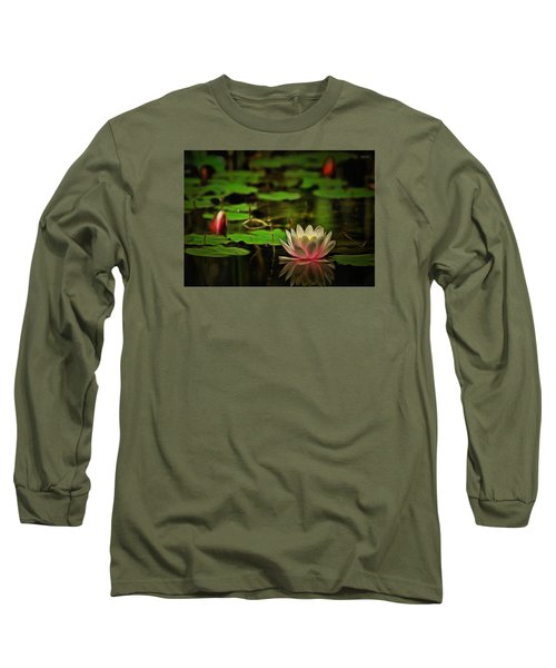 Lily Pond Long Sleeve T-Shirt