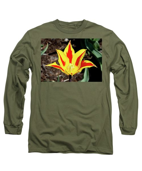 Lily Tulip Long Sleeve T-Shirt