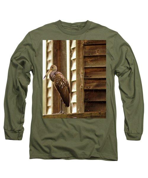 Limpkin Long Sleeve T-Shirt