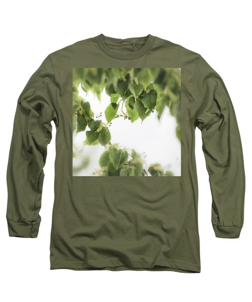 Linden In The Rain 2 -  Long Sleeve T-Shirt