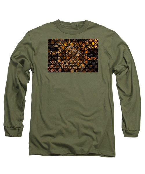 Linear Contingency Long Sleeve T-Shirt