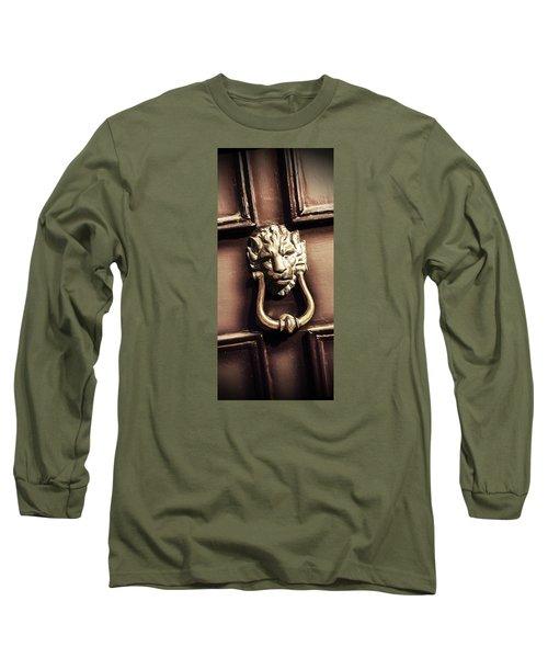 Lion's Den Long Sleeve T-Shirt