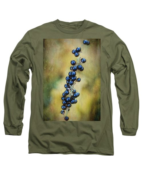 Liriope Stalk Long Sleeve T-Shirt