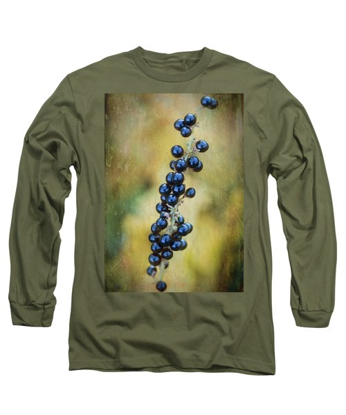 Liriope Stalk Long Sleeve T-Shirt