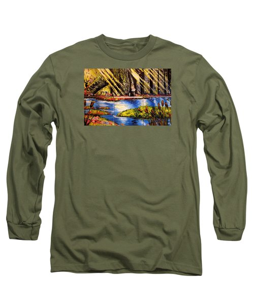 Lisas Neck Of The Woods Long Sleeve T-Shirt