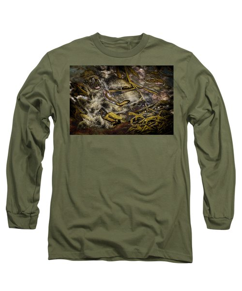 Listening To The Semifrozen Marsh Long Sleeve T-Shirt