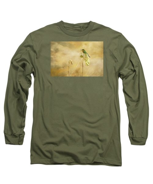 Little Bee-eater Long Sleeve T-Shirt