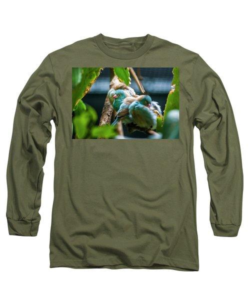 Little Birds Long Sleeve T-Shirt