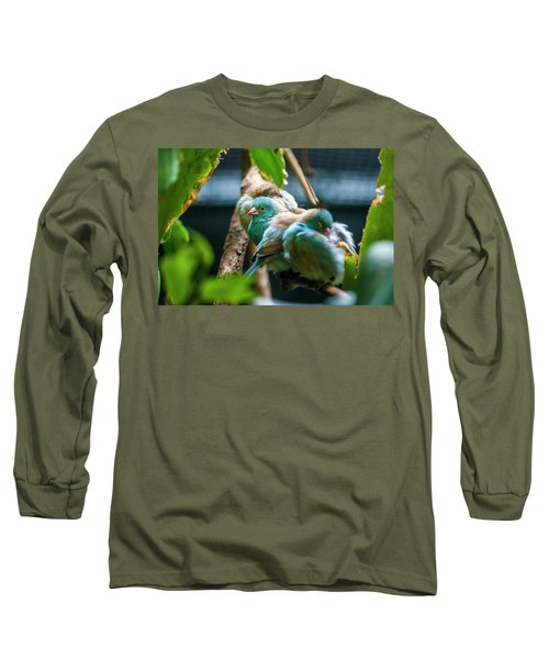 Little Birds Long Sleeve T-Shirt
