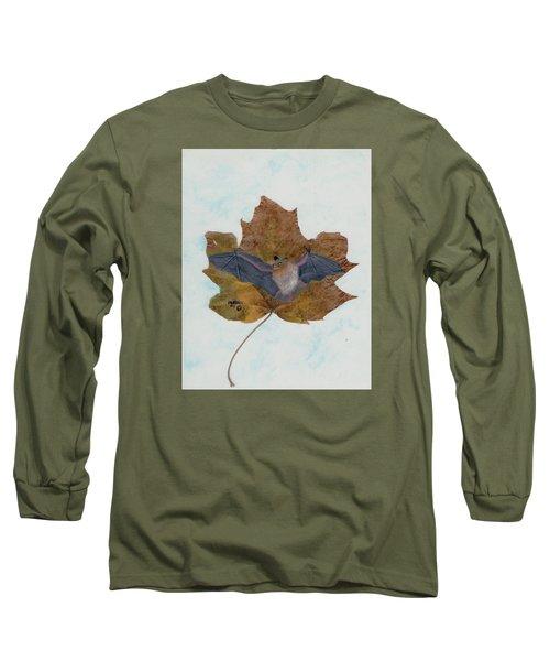 Little Brown Bat Long Sleeve T-Shirt