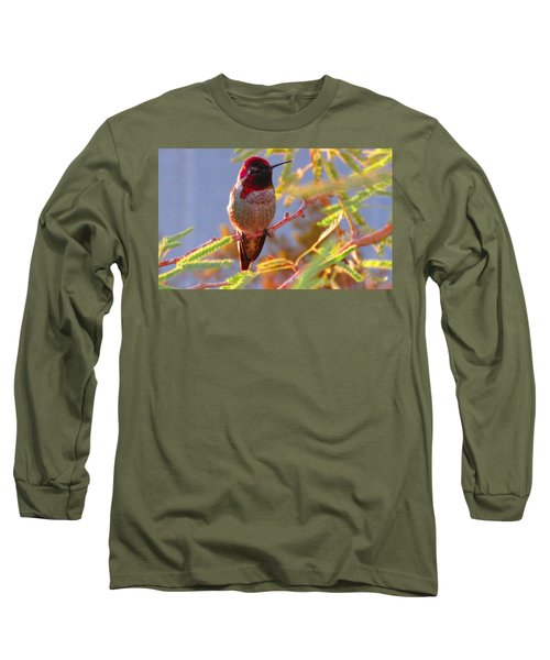 Little Jewel With Wings Second Version Long Sleeve T-Shirt