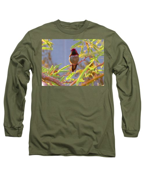 Little Jewel With Wings Third Version Long Sleeve T-Shirt