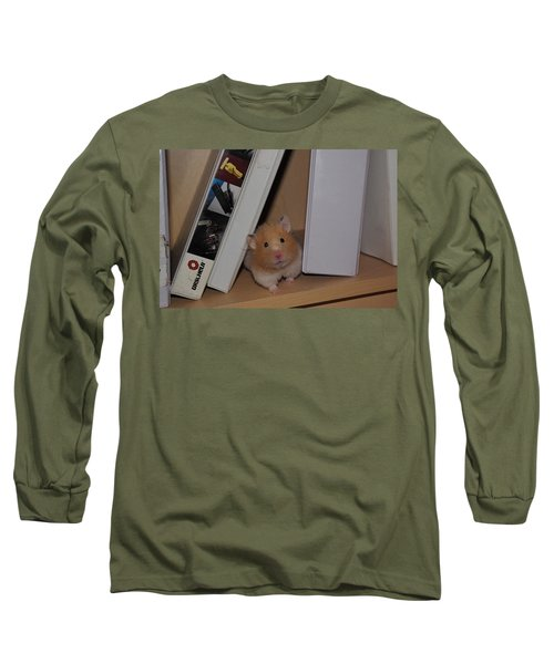 Little Missy Is Watching Long Sleeve T-Shirt