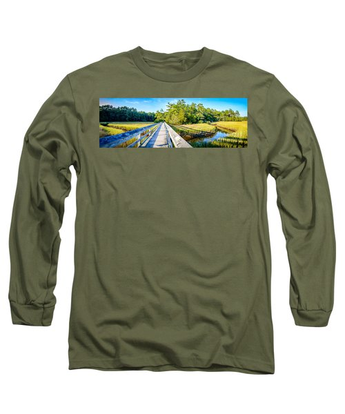 Little River Marsh Long Sleeve T-Shirt