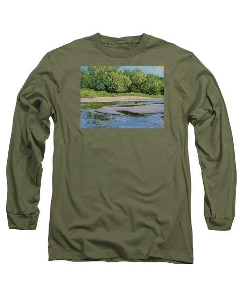 Little Sioux Sandbar Long Sleeve T-Shirt