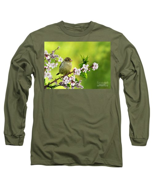 Little Sparrow Long Sleeve T-Shirt