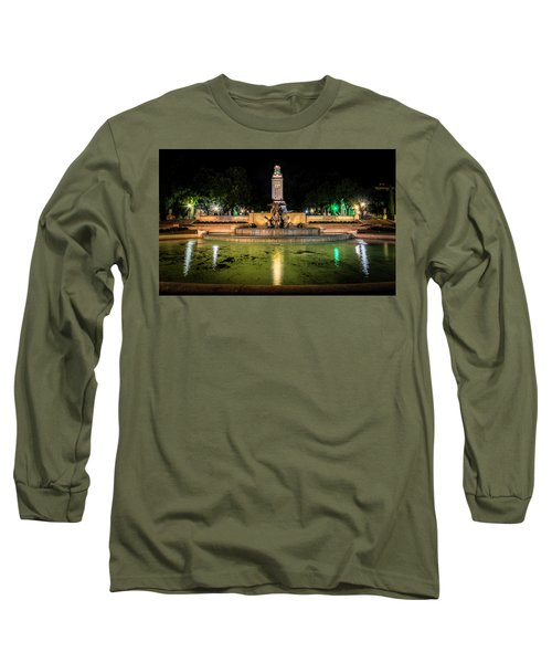 Long Sleeve T-Shirt featuring the photograph Littlefield Gateway by David Morefield