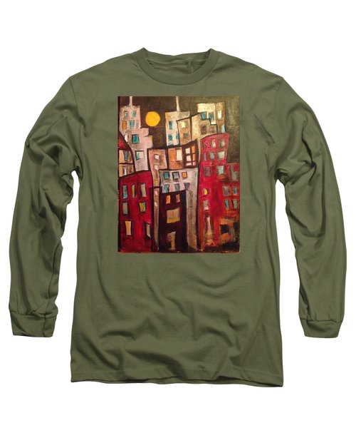 Lively City 1 Long Sleeve T-Shirt