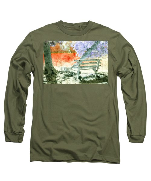 Living Color Long Sleeve T-Shirt by David Stasiak