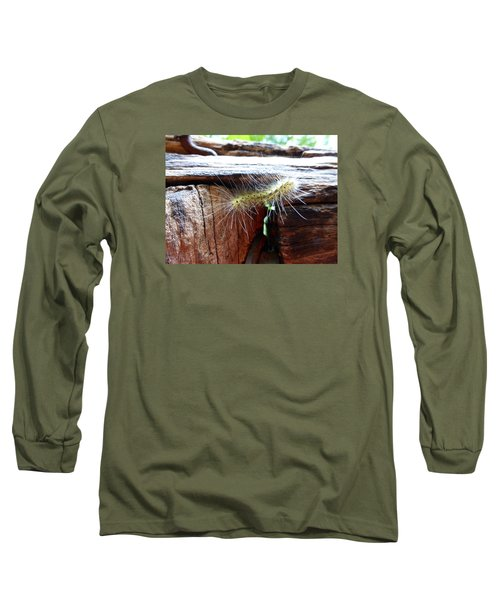 Long Sleeve T-Shirt featuring the photograph Living In The Moment by Joel Deutsch