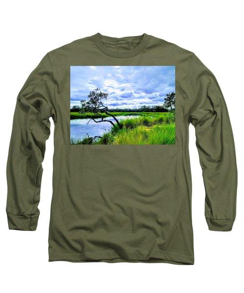 Living Low Long Sleeve T-Shirt