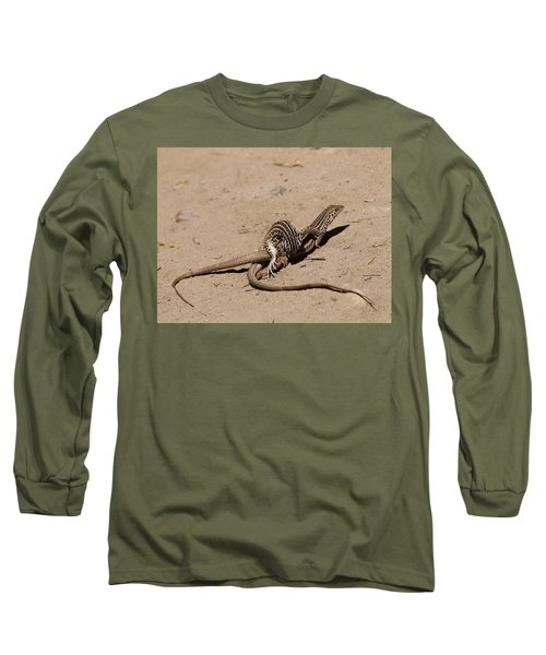 Lizard Love Long Sleeve T-Shirt