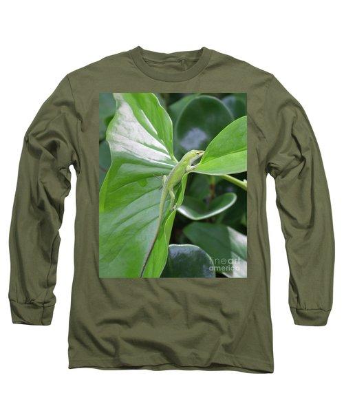 Lizard Waimea Trail Long Sleeve T-Shirt