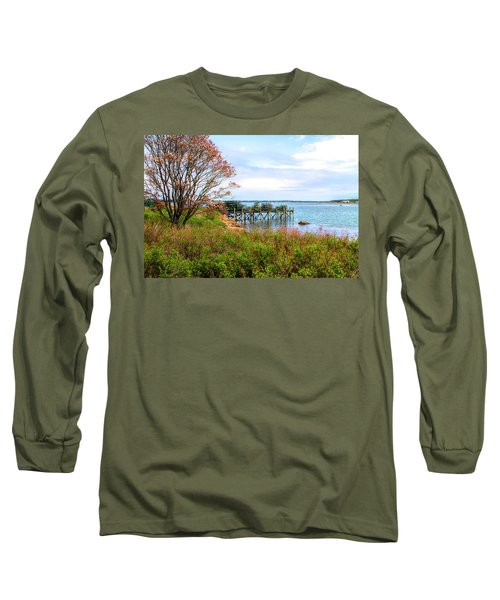 Lobster Traps Long Sleeve T-Shirt