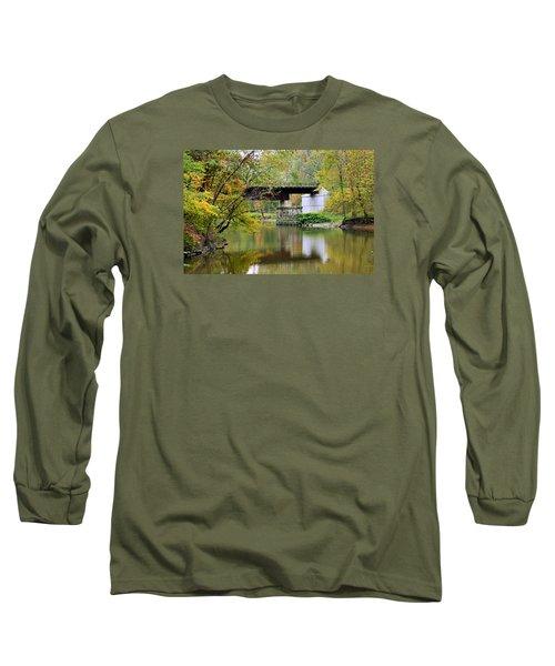 Lock 29 Long Sleeve T-Shirt by Kristin Elmquist