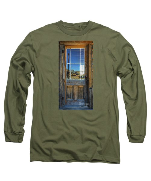 Locked Up Memories Long Sleeve T-Shirt by Mitch Shindelbower