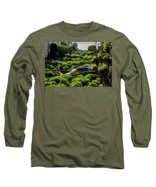 Lombard Street Long Sleeve T-Shirt