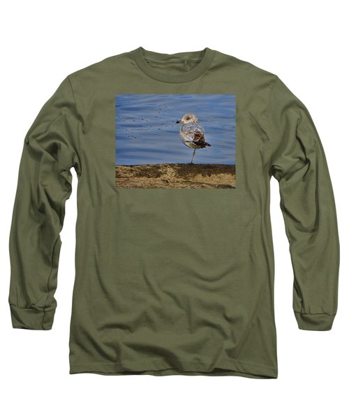 Lone Bird Long Sleeve T-Shirt