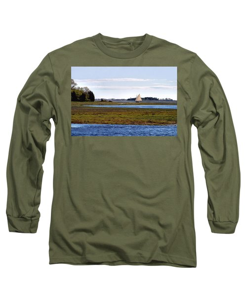 Lone Sail Long Sleeve T-Shirt
