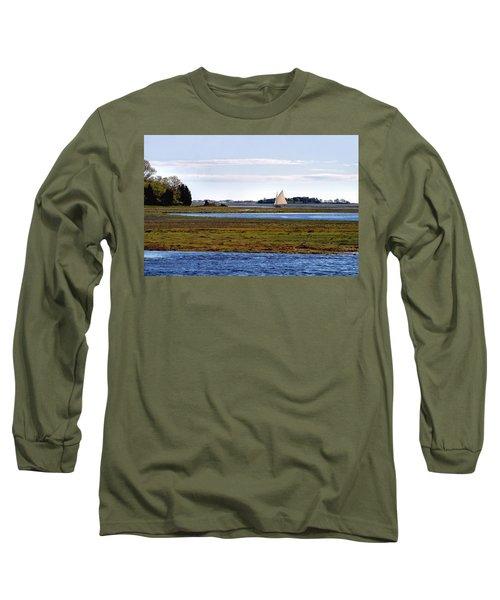 Lone Sail Long Sleeve T-Shirt