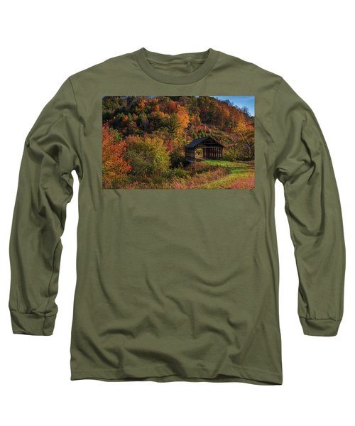 Lonely Bridge Long Sleeve T-Shirt