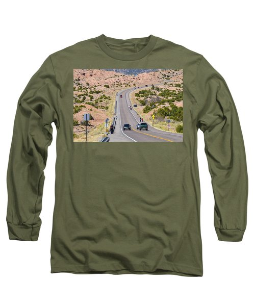 Long Hike Long Sleeve T-Shirt