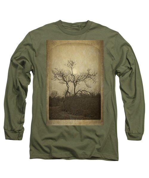 Long Pasture Wildlife Perserve. Long Sleeve T-Shirt