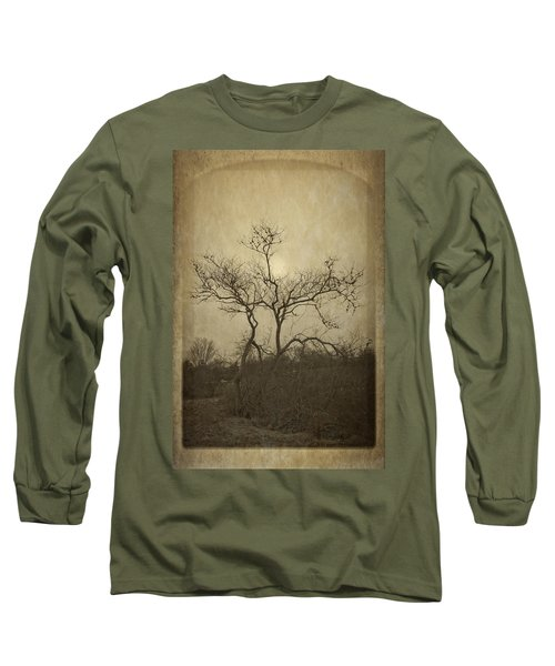 Long Pasture Wildlife Perserve. Long Sleeve T-Shirt