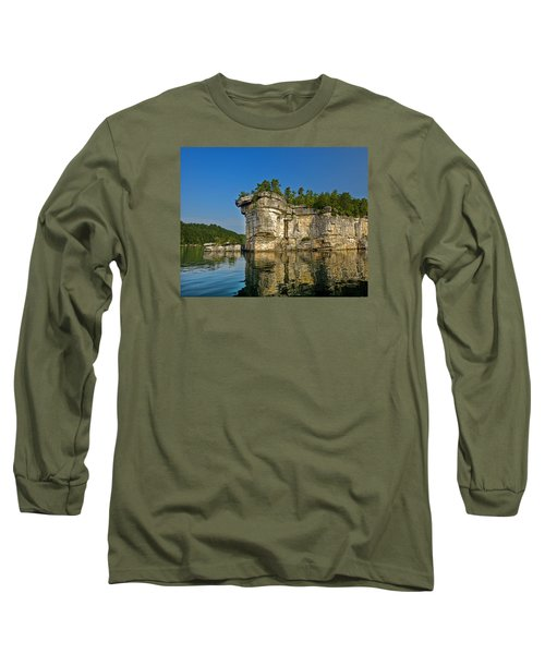 Long Point Long Sleeve T-Shirt