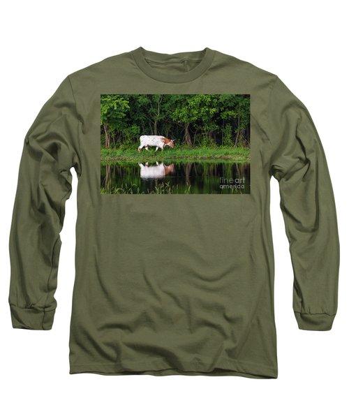 Longhorn #2 Long Sleeve T-Shirt
