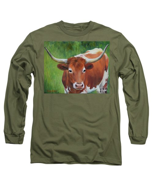 Longhorn I Long Sleeve T-Shirt