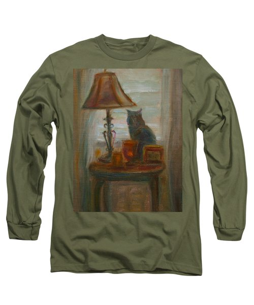 Longing- A Not-so-stillife Long Sleeve T-Shirt