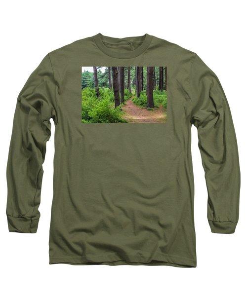 Look Park Nature Path Long Sleeve T-Shirt