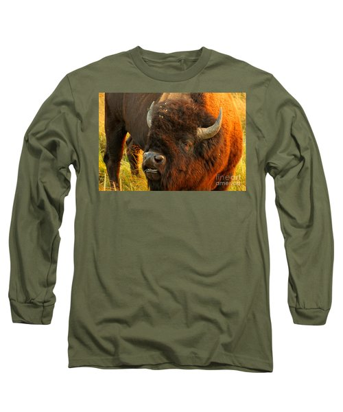 Lookin For Some Action Long Sleeve T-Shirt