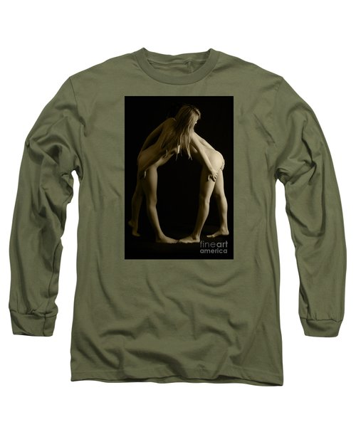 Looking Around Long Sleeve T-Shirt